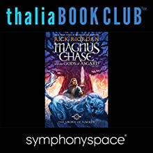 Thalia Kids' Book Club: Rick Riordan's Magnus Chase and the Gods of Asgard Speech by Rick Riordan Narrated by Adam Gidwitz
