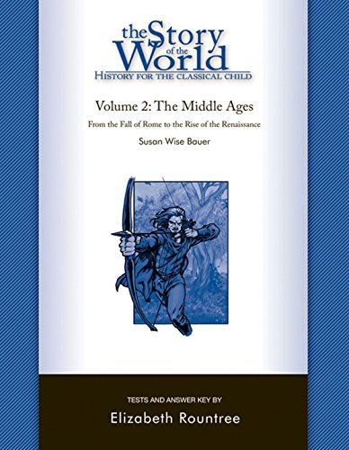 The Story of the World: History for the Classical Child: The Middle Ages: Tests and Answer Key (Vol. 2)  (Story of the World) (The Middle Of The World compare prices)