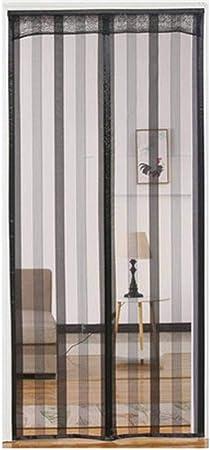 COAOC Mosquitera Puerta Mosquiteras Correderas con Durable Anti Insectos Moscas y Mosquitos para Balcones B 150×230cm(55×91in): Amazon.es: Hogar