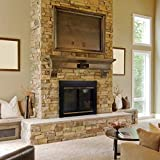 Pleasant Hearth AR-1021 Arrington Fireplace Glass