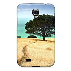 Galaxy S4 Case Cover With Shock Absorbent Protective LTY3506jpCX Case