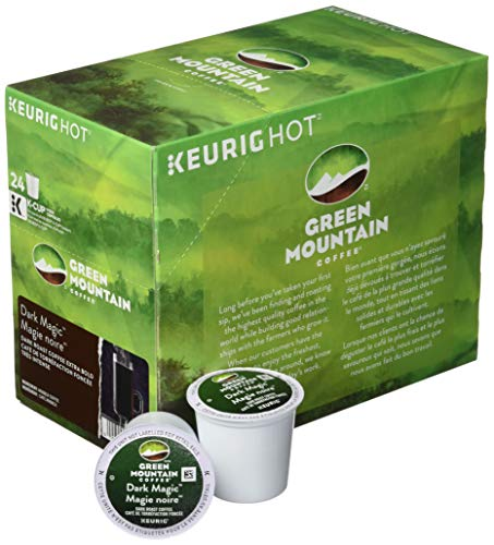 Green Mountain Coffee Dark Magic single serve K-Cup pods for Keurig brewers, 48 Count by Green Mountain Coffee Roasters (Image #2)