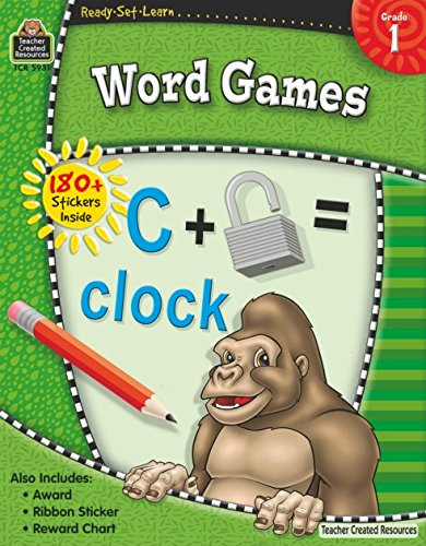 RSL: Word Games Workbook (Gr. 1)