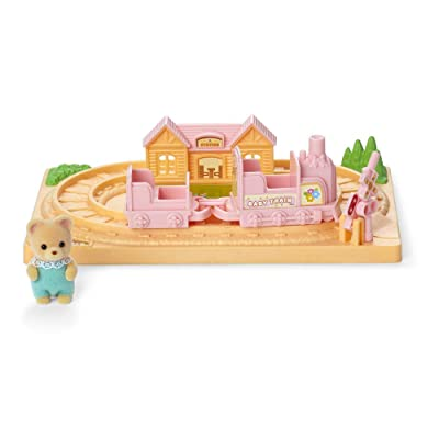 Calico Critters : Baby Choo-Choo Train: Toys & Games