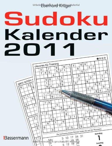 Sudokukalender 2011