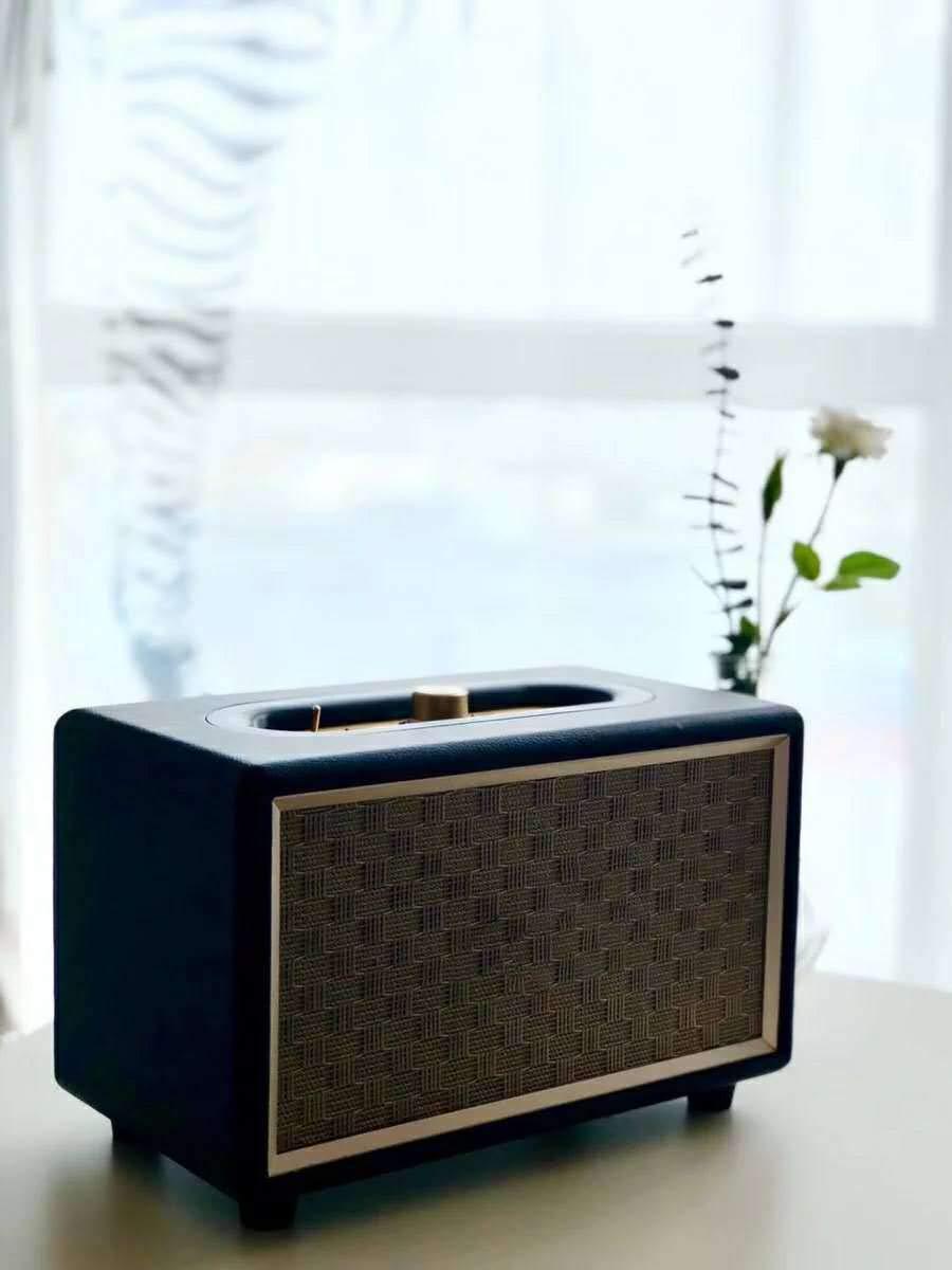 xingganglengyinWireless Card subwoofer Audio 2018 New Creative Wireless Bluetooth Audio by xingganglengyin (Image #1)