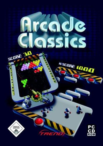 Arcade Classics in Metalbox