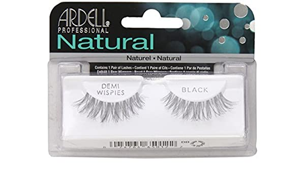281a0766ae7 Ardell InvisiBands Lashes Glamour - Demi Wispies Black 240437 by Ardell:  Amazon.ca: Beauty