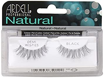47f88585a5f Ardell InvisiBands Lashes Glamour - Demi Wispies Black 240437 by ...