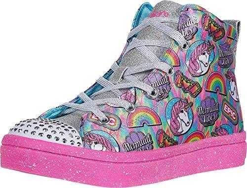 restaurante Camión golpeado Pintura  Amazon.com | Skechers Kids' TWI-Lites-Unicorn Vibes Sneaker | Sneakers