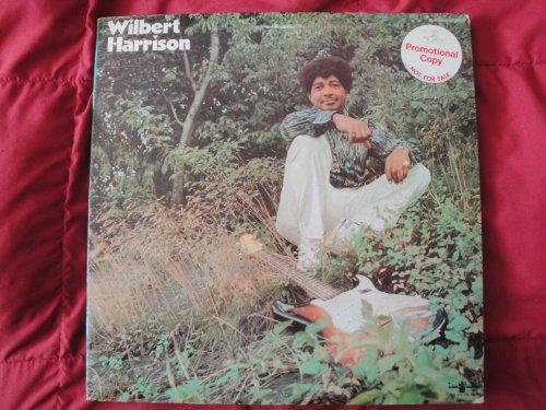 Wilbert Harrison Self Titled Original 1971 Buddah Records BDS-5092 Stereo Vinyl Lp Radio Station Promotional Copy EX Great R&B/Funk/Soul/Jazz Classic - 5092 Rb