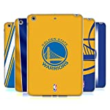 Official NBA Golden State Warriors Soft Gel Case for Apple iPad mini 1 / 2 / 3