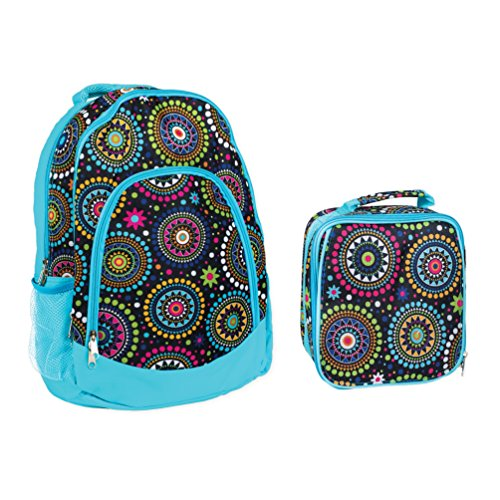 Reinforced Water Resistant School Backpack and Insulated