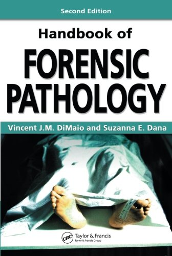 Handbook of Forensic Pathology, Second Edition
