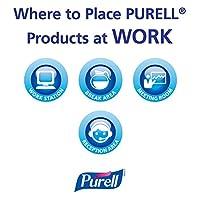 Purell 9674-06-ECDECO Advanced Design Series Hand Sanitizer, 8 oz Bottles (Pack of 4) from Purell
