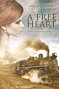 A Free Heart by Amelia C. Adams ebook deal