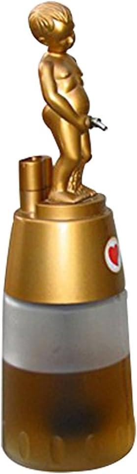 BARRAID BONNY BOY GOLDEN WITH WHITE JAR LIQUOR DISPENSER 500 ML CAPACITY