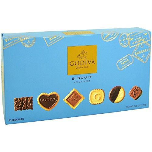 Godiva Biscuit Assortment (178g) (Cookies Godiva)