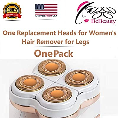 BeBeauty Replacement Blade Heads