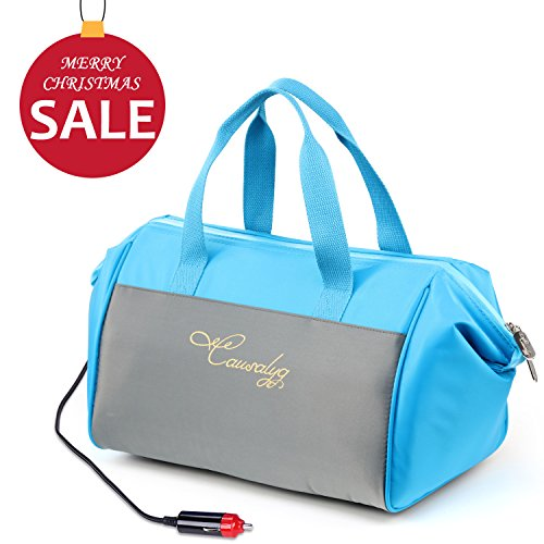 Insulated Lunch Bags In Refrigerator - 3