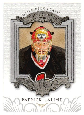 Patrick Lalime (Hockey Card) 2003-04 Upper Deck Classic Portraits # 69 ()
