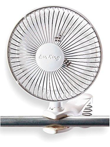 51zEnGkmoyL Air King 9145 6-Inch 2-Speed Clip-On Fan