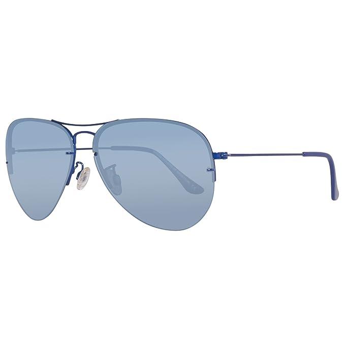 BENETTON BE922S03, Gafas de Sol Unisex, Blue, 60: Amazon.es ...
