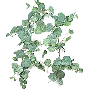 Bird Fiy Artificial Vines Willow Leaves Greenery Twigs Fake Silk Ivy Garlands Simulation Foliage Rattan Green Leaves Ribbon Vines 34
