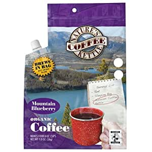 Nature's Mountain Blueberry Coffee Kettle