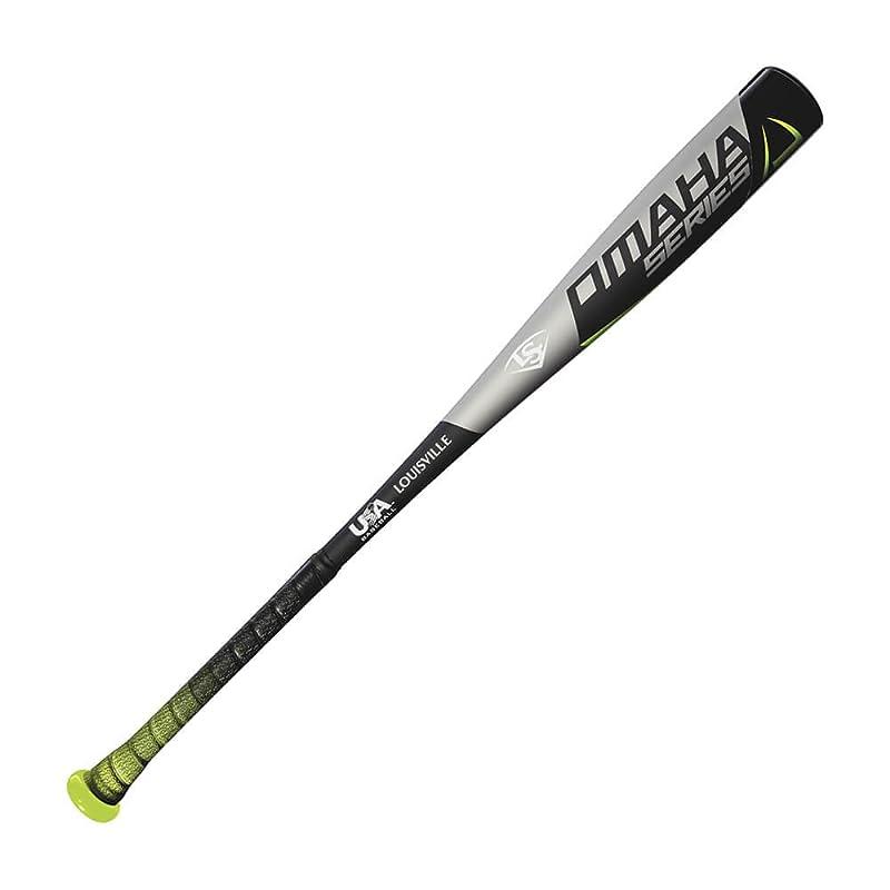 Louisville Slugger Omaha 518(-10) 2018 Usa 2 5/8 Barrel Bat ( WTLUBO518B10 )