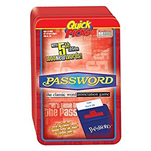 Password - New 5th Edition