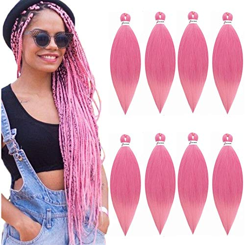 Stretched Braiding Setting Synthetic Extension product image