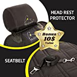 Meadowlark-Car-Seat-Cover-for-Dogs-Premium-Extra-Thick-Quilted-Full-Protection-Front-Seat-ProtectorSide-Flaps-Waterproof-Durable-Nonslip-Design-Free-Bonus-Pet-Seat-Belt-Headrest-Protector