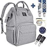 Best Baby Diaper Backpacks - Diaper Bag by Dodo Babies + 2 Pacifier Review