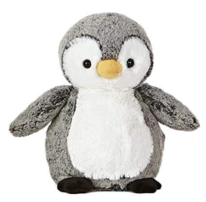 Amazon Com Aurora World Sweet And Softer Perky Penguin 9 5 Plush