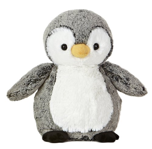 Aurora World Sweet Softer Perky Penguin 9.5″ Plush