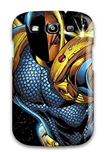 S3 Scratch-proof Protection Case Cover For Galaxy/ Hot Deathstroke Phone Case 6670840K71808555