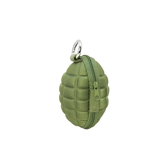 Amazon.com: OD Verde con forma de granada de mano estilo ...