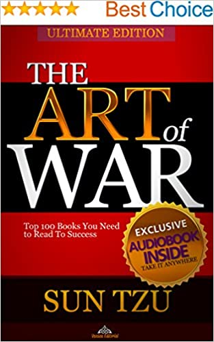 b04427e3182a Amazon.com: The Art of War - (illustrated) (Annotated): Include Sun ...