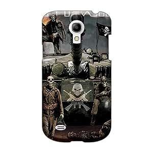 CharlesPoirier Samsung Galaxy S4 Mini Best Hard Phone Case Unique Design Attractive Iron Maiden Series [JCJ1090XtgE]