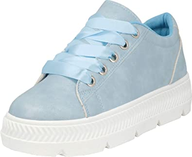 05358e276d1ce Cambridge Select Women's 90s Satin Low Top Lace-Up Chunky Platform Flatform  Fashion Sneaker