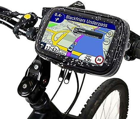BERYLSHOP Soporte de bolsa impermeable for bicicleta Soporte de ...