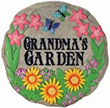 Spoontiques Grandma's Garden Stepping Stone