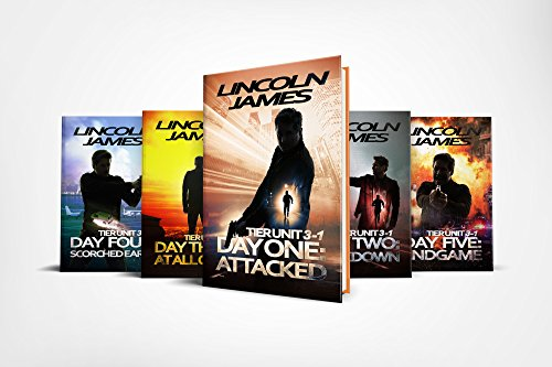 TIER Unit 3-1: All Five Days: Books 1-5 of the Terrorism Thriller Series