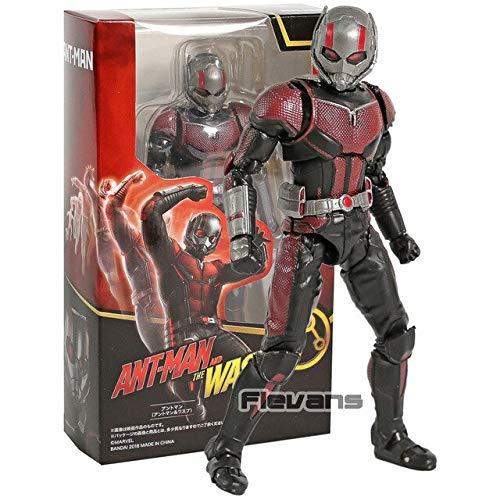 WEKIPP Captain America Doctor Strange Man Ant Man Action Figure Toy -Multicolor Complete Series Merchandise