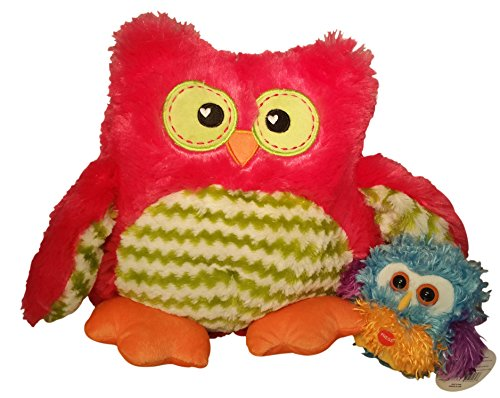 Always Stuffed Fluffy Hooting Owl Easter product image