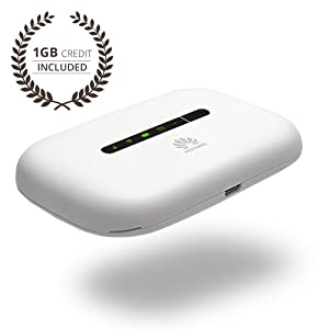 Keepgo Global Lifetime Mobile WiFi Hotspot for Europe, Asia & the Americas