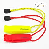 HEIMDALL Safety Whistle with lanyard (2 pack) for Boating...