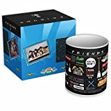 Mc Sid Razz Official ' Friends Tv Series ' Infographic - Mug Licensed By Warner Bros, Usa