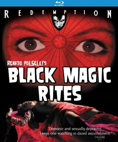 Black Magic Rites: Remastered Edition [Blu-ray] by Kino Lorber films